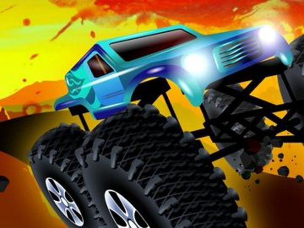 Bild zu Geschick-Spiel Turbo Truck