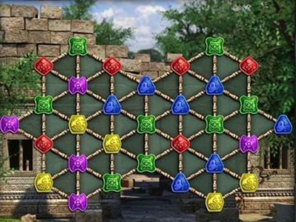 Bild zu Denken-Spiel Triple Rotate