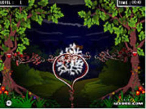 Bild zu Geschick-Spiel Tree Love