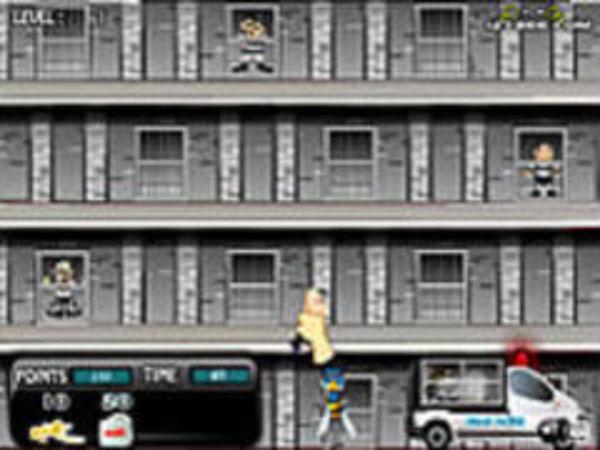 Bild zu Geschick-Spiel Thief Hunting