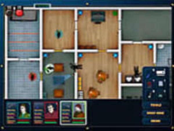 Bild zu Geschick-Spiel The Bank Robber