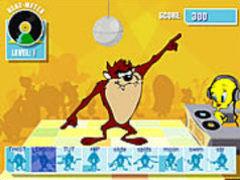 Taz dance fever spielen