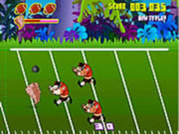 Bild zu Action-Spiel Tazball