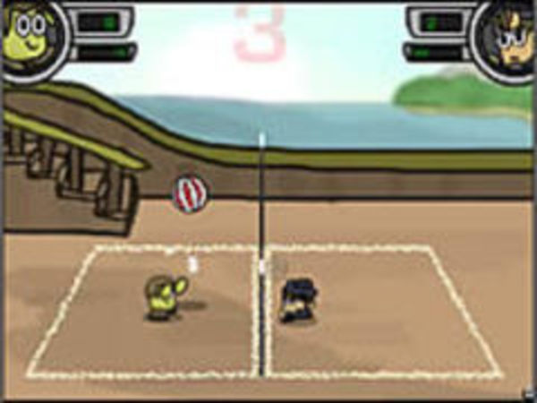 Bild zu Geschick-Spiel Super-Wiggi-Ball