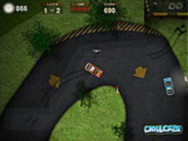Bild zu Geschick-Spiel Street Menace