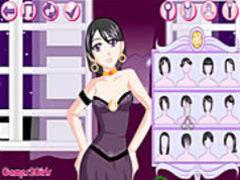 Violett Girl spielen