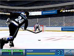 Icehockey Deluxe spielen