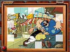 Sort The Tiles Popeye spielen