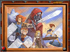 Sort My Tiles Thundercats spielen