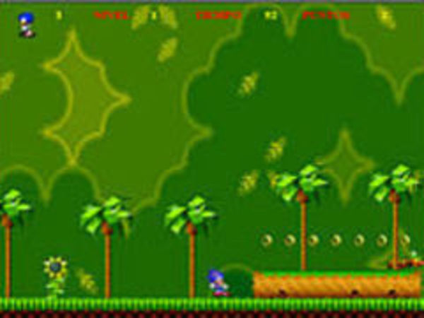 Bild zu Geschick-Spiel Sonic-Xtreme