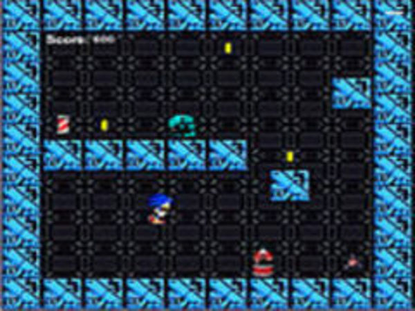 Bild zu Geschick-Spiel Sonic-Trip