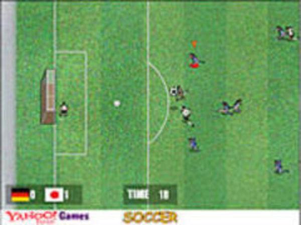 Bild zu Sport-Spiel Soccer In Japan