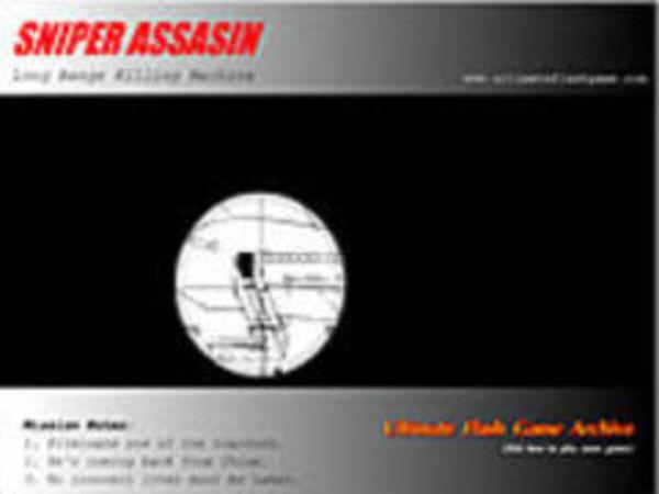 Bild zu Action-Spiel Sniper Assasin