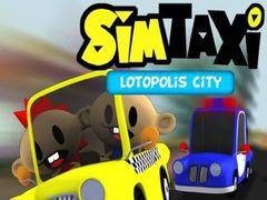 Sim Taxi - Lotopolis City spielen