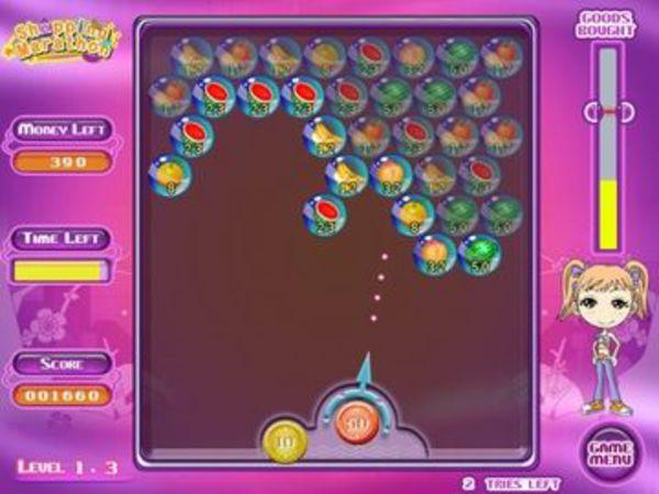 Bild zu Denken-Spiel Shopping Ball