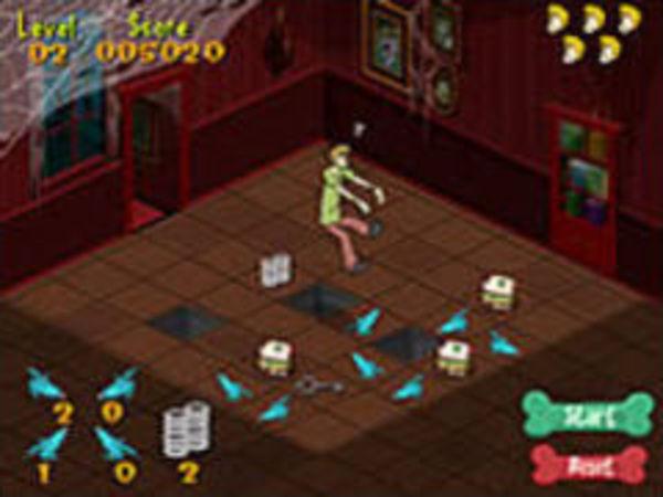 Bild zu Denken-Spiel Shaggys Midnight Snack
