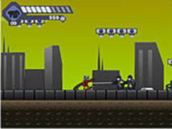 Bild zu Geschick-Spiel Scratch The Bounty Hunter