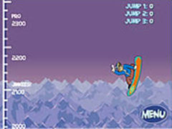 Bild zu Geschick-Spiel Scooby Doo Big Air Snow Show