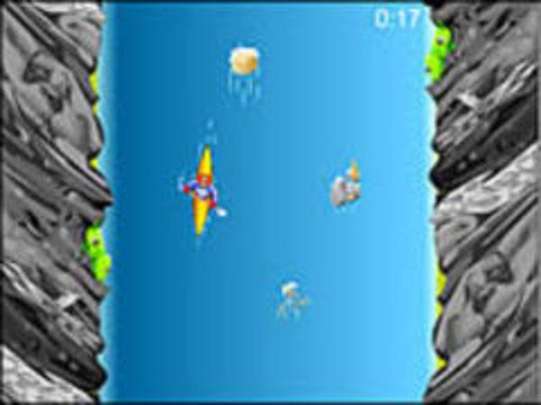 Bild zu Rennen-Spiel Rafting