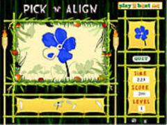 Pick N Align spielen
