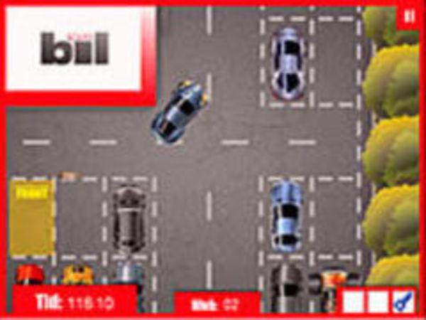 Bild zu Geschick-Spiel Norway-Parking
