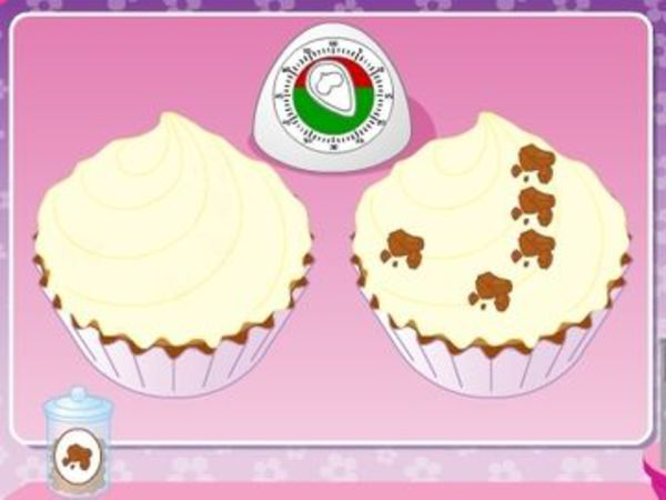 Bild zu Denken-Spiel Muffins