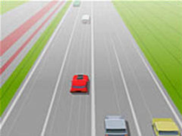 Bild zu Rennen-Spiel Mortal highway