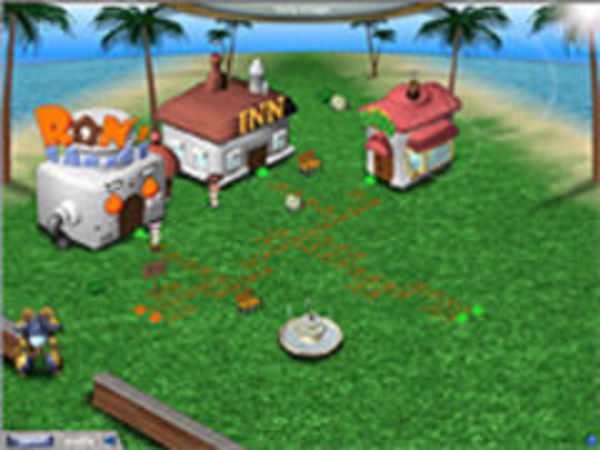 Bild zu Abenteuer-Spiel Mobile Weapon