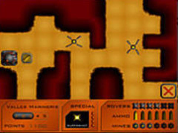 Bild zu Rennen-Spiel Marspatrol