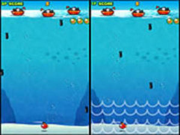 Bild zu Rennen-Spiel Marine Bomb
