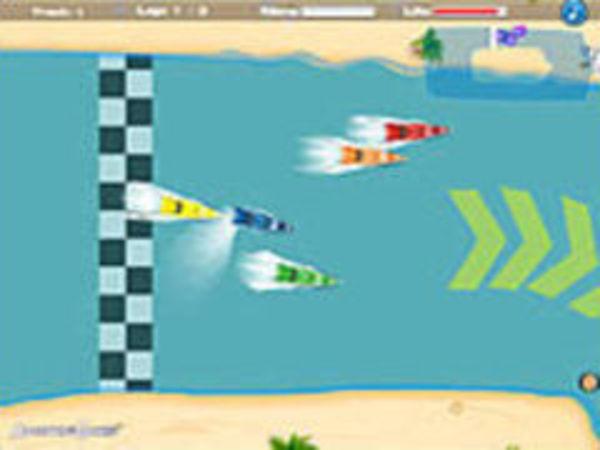 Bild zu Geschick-Spiel Marinaracers