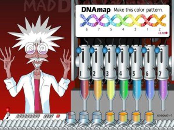 Bild zu Denken-Spiel Maddna Laboratory