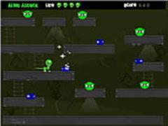 Alienattack 1 spielen