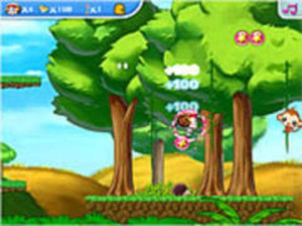 Bild zu Geschick-Spiel Little Sheep