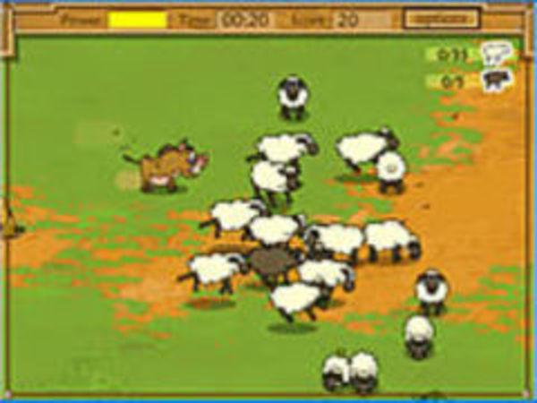 Bild zu Geschick-Spiel Kaban Sheep
