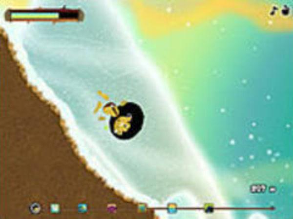 Bild zu Action-Spiel Jump N Rolla