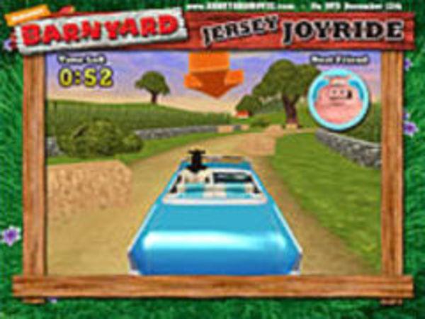 Bild zu Geschick-Spiel Jersey Joyride