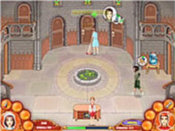 Bild zu Simulation-Spiel Janes Hotel Family Hero