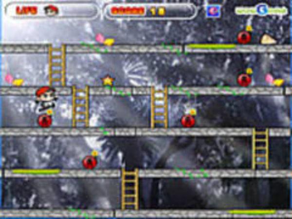 Bild zu Geschick-Spiel Jamps