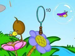 Bubble Bugs spielen