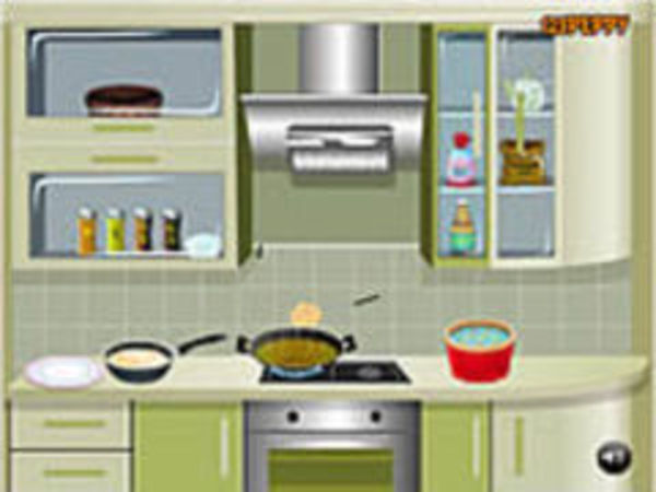 Bild zu Simulation-Spiel How To Make Crispy Seasoned Frenchfries