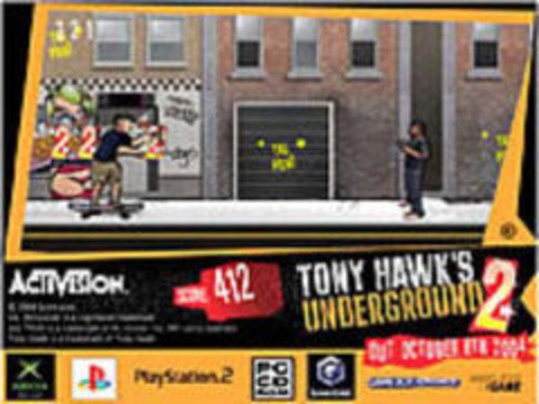 Bild zu Action-Spiel Hawk Skates