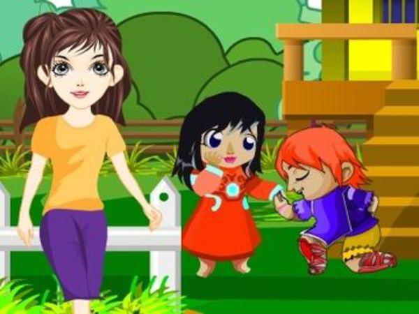Bild zu Denken-Spiel Happy Kids