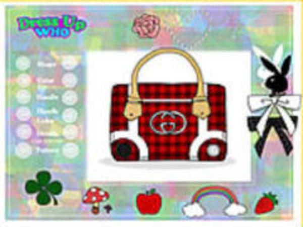 Bild zu Denken-Spiel Handbag