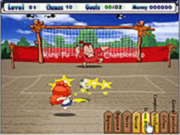Bild zu Sport-Spiel Goal shooting master
