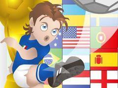 Goalmaniac Puzzle Soccer spielen