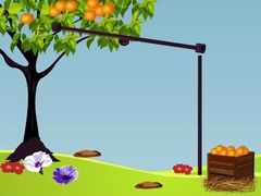 Fruit Pole spielen