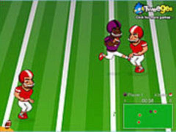 Bild zu Geschick-Spiel FootballMadness