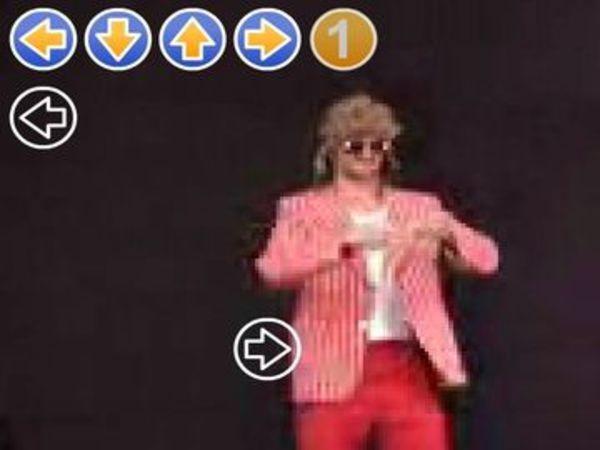 Bild zu Geschick-Spiel Floss Floss Dance and Toss