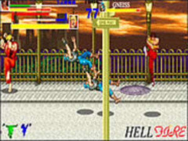 Bild zu Action-Spiel Final Fight 2